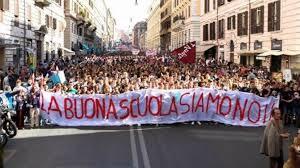 sciopero generale della scuola